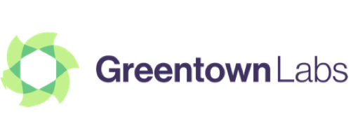 Greentown Labs Horizontal Logo - centered